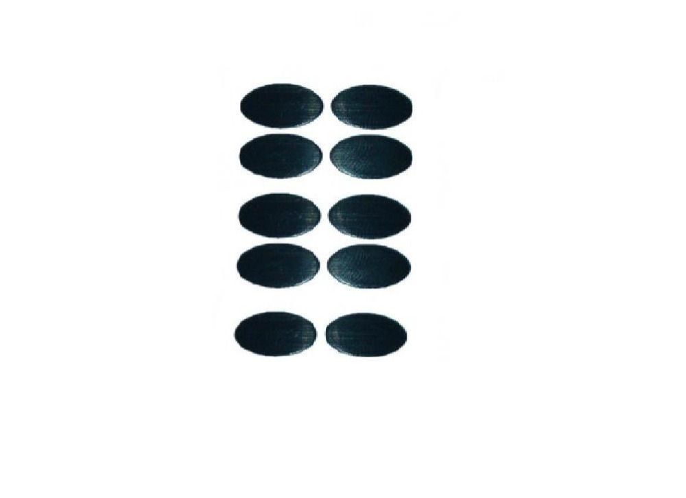 10pcs Mouse Skatez /Mouse Feet For Logitech Mx500, MX510, MX518, 700, 900 (2 Sets Of Replacement Feet)