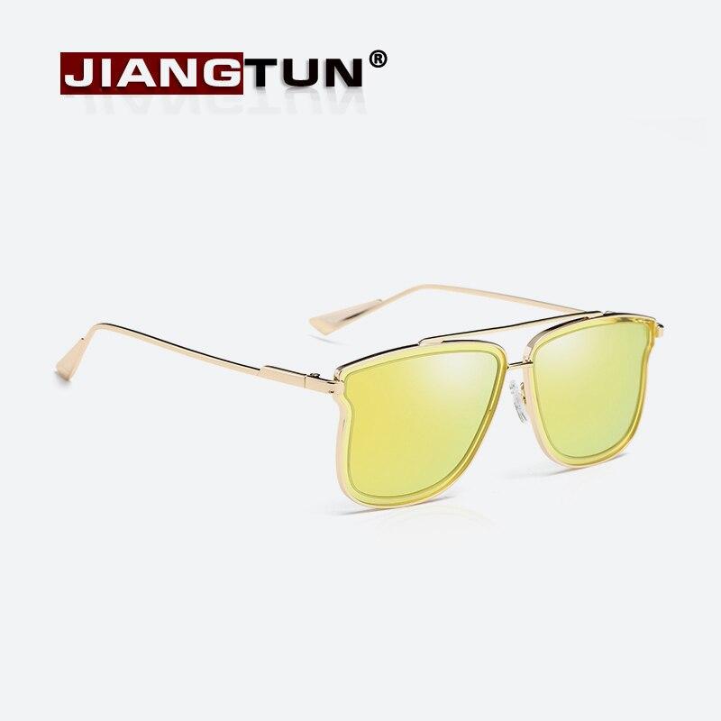 JIANGTUN font b Fashion b font Women Sunglasses font b Polarized b font Butterfly Shades Luxury
