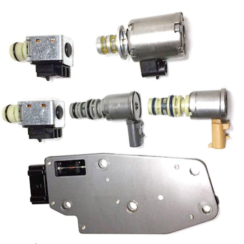 US $101 99 15% OFF|Tested Original 4L60E 4L80E 4L30E 4T80E Transmission  Control Valve Solenoids with Wire for 93 05 EPC Shift TCC 3 2 PWM 4l60e-in