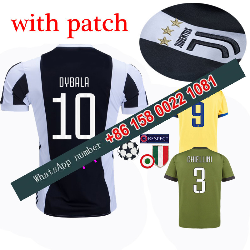 77706e77f Buy juventus jersey 17 18 and get free shipping on AliExpress.com
