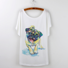 Happy Pug T-Shirt