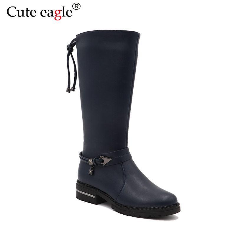 Cute Eagle Winter Boots For Girl Pu Leather Shoes Children Warm  Plush Snow Felt Boots Girls Rubber Boots Fashion High BootCute Eagle Winter Boots For Girl Pu Leather Shoes Children Warm  Plush Snow Felt Boots Girls Rubber Boots Fashion High Boot