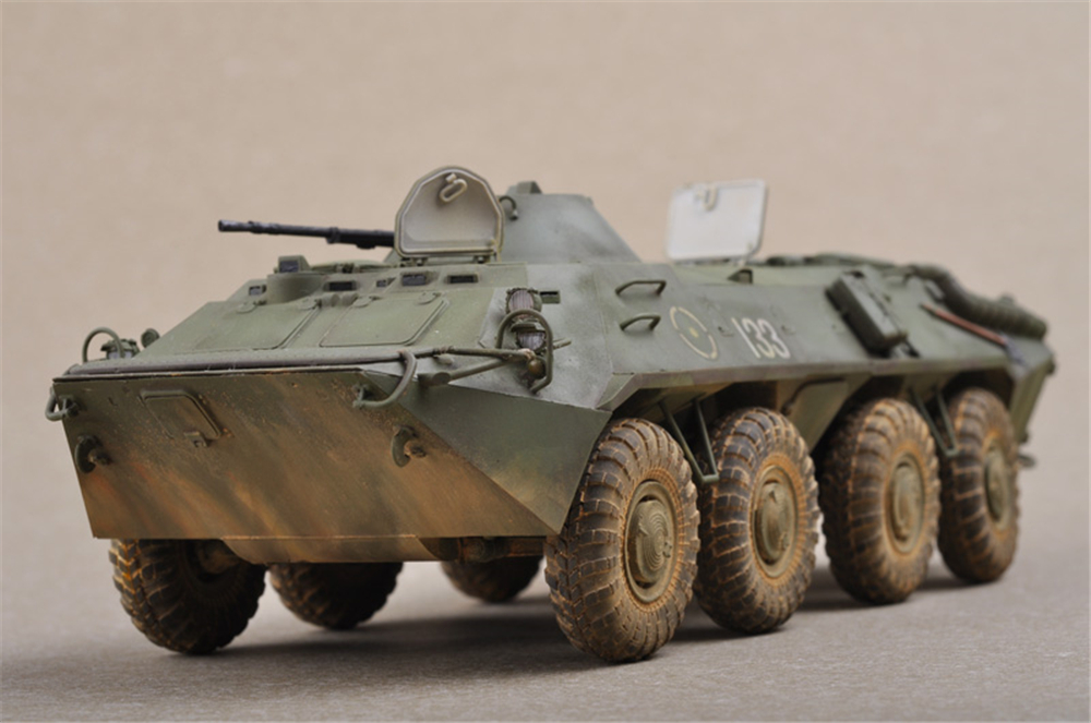 1pcs Action Figures Toy Kids Gifts Toy Collection For Trumpeter 01590 1/35 Russian BTR-70 APC Early Ver 1pcs 7mbr25sa120 70