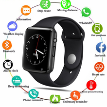 2019 New Smart Watch Men For Android Phone Apple Watch Support 2G Sim TF Card 03MP Camera Bluetooth Smartwatch Women Kids