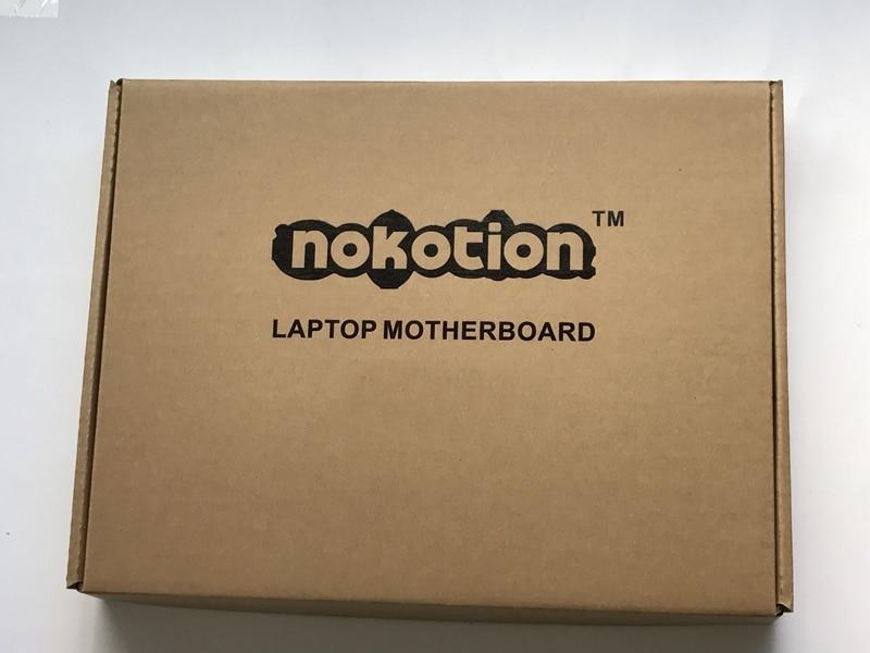 NOKOTION NOKOTION 820-2056-A Main board For Apple A1150 Logic board / motherboard T2600 2.16 2M 667 CPU 945GM DDR2 ATI X1600