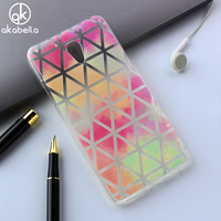 Akabeila Phone Case For Meizu Meilan 5 Phone Cover M5 Mini Meilan5 Silicon Back Shell