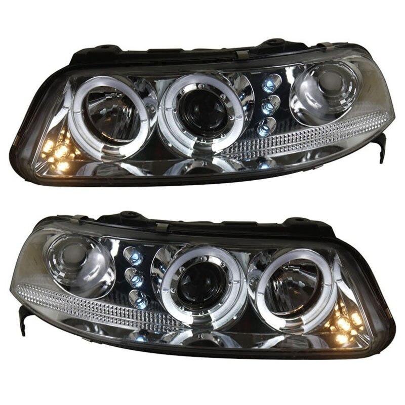 for VW Volkswagen Gol Headlight Assembly 2003-2007 year Car lights lacywear шапка gu 204 gol