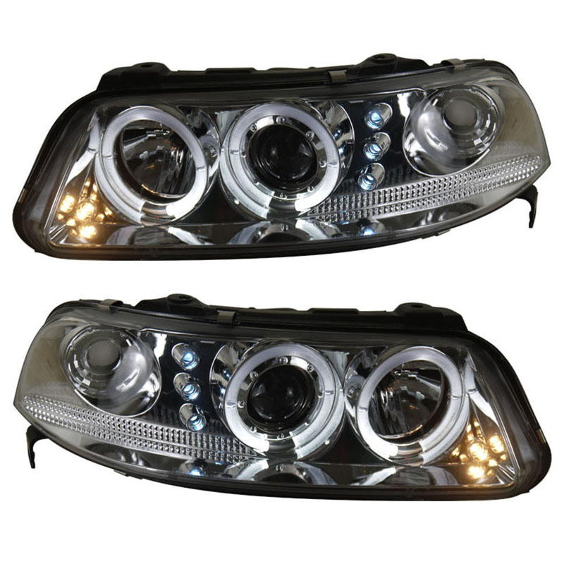 for VW Volkswagen Gol Headlight Assembly 2003 2007 year Car lights