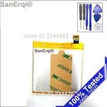 SanErqi  for Blackview BV6000 Battery  4500mAh Li-ion Battery Replacement for Blackview BV6000S Smartphone