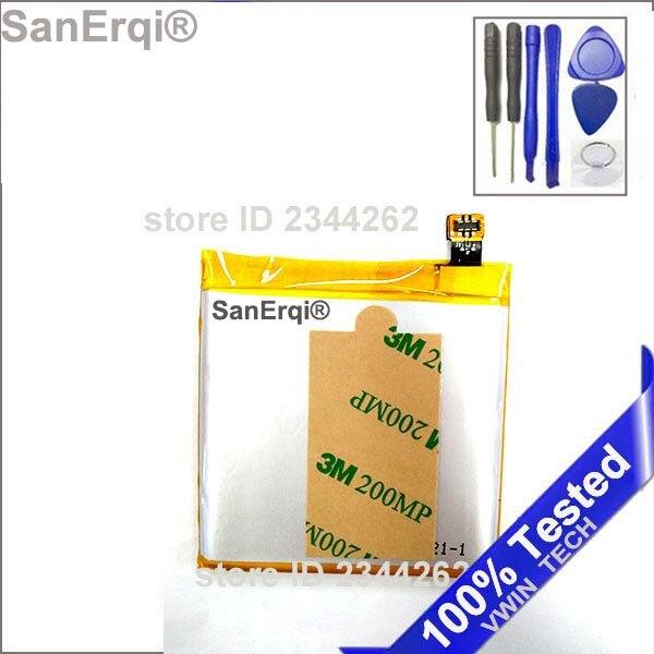 SanErqi pour Blackview BV6000 Batterie 4500 mAh Li-ion Batterie de Remplacement pour Blackview BV6000S Smartphone