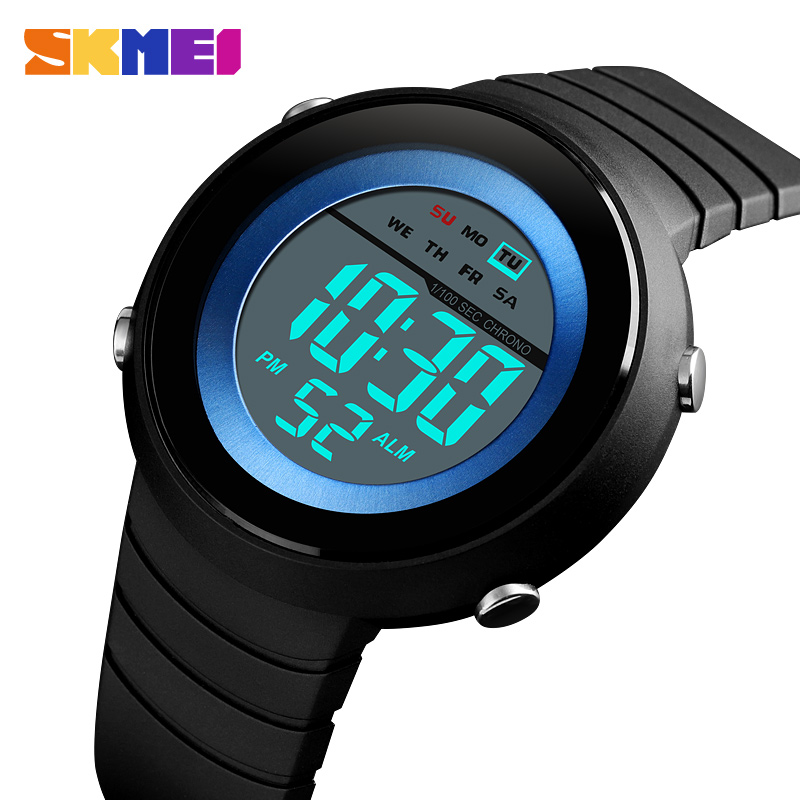 SKMEI Fashion Sport Watch Men Digital Watch Week Display Alarm Clock 5Bar Waterproof Watches Men relogio digital 1497SKMEI Fashion Sport Watch Men Digital Watch Week Display Alarm Clock 5Bar Waterproof Watches Men relogio digital 1497