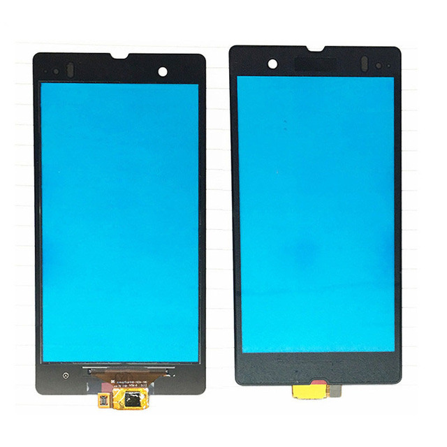 OGS New Touch Screen Panel For Sony Xperia Z L36h L36 C6602 C6603 Digitizer Front Glass Lens Touchscreen Replacement