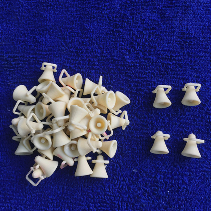 Remote Control Toys 5pcs Resin Mini Trumpet D8mm Decoration Micro Speaker/horn For Diy Nautical Models Spare Parts Promote The Production Of Body Fluid And Saliva Parts & Accessories