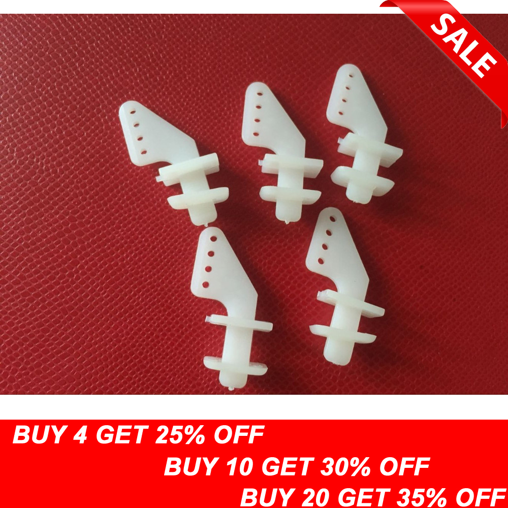 20set/lot KT rudder angle four-hole with KT machine foam machine For Rc Airplane  Aircraft20set/lot KT rudder angle four-hole with KT machine foam machine For Rc Airplane  Aircraft