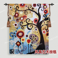 New European Classical June Tree Beautiful Wall Hangings Tapestry Home Textile Products Welcome To Wholesale