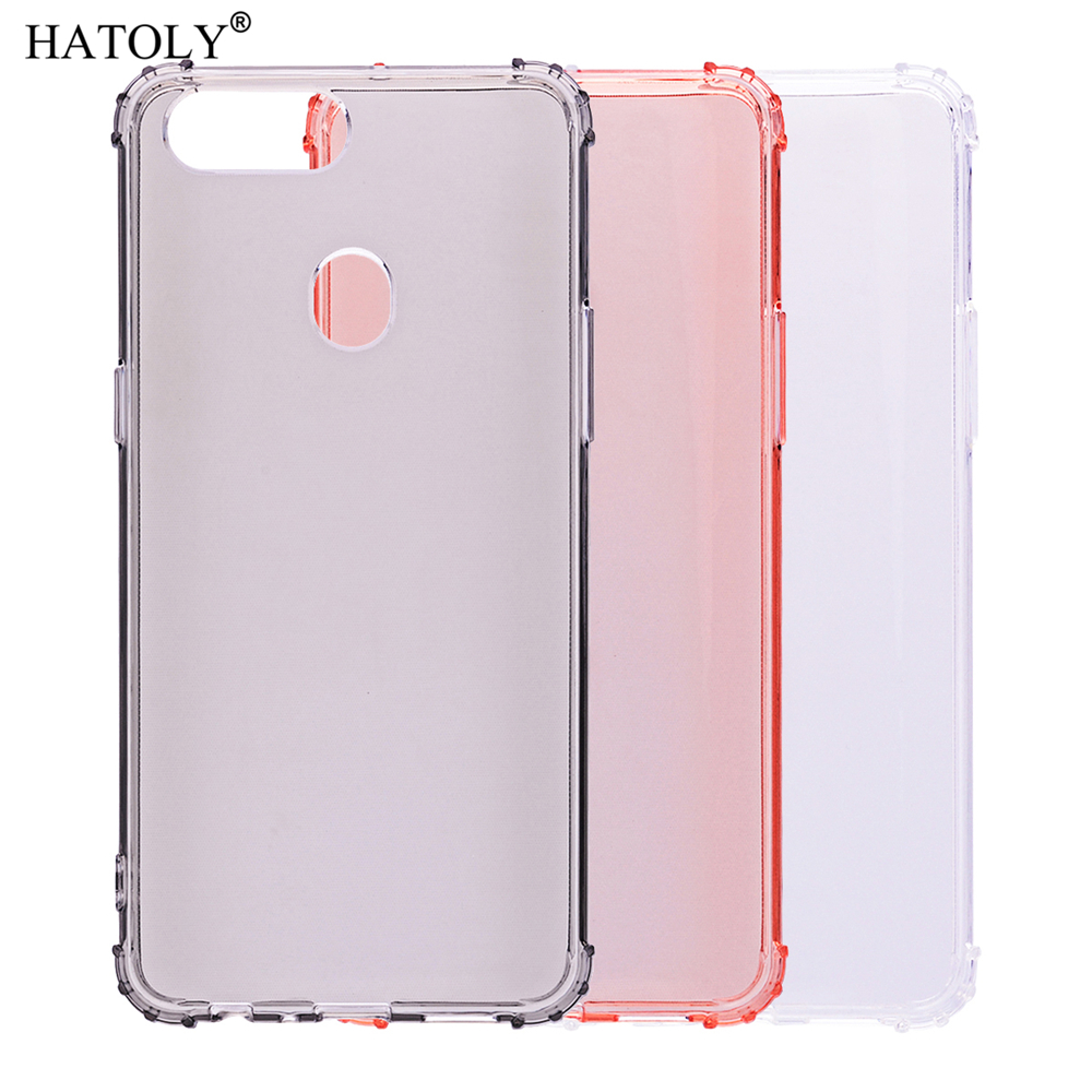 Cover OPPO R11s Case Rubber Silicone Phone Shell Shockproof Bumper Soft Transparent Phone Case for OPPO R11S Cover for OPPO R11S