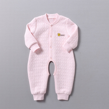 VTOM Newborn Baby Rompers Autumn Winter Infant  Jumpsuits Boys And Girls Pure Cotton Clothes With Quality Assurance