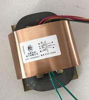 48V 2.7A R Core Transformer 130VA R100 custom transformer 110V/110V input copper shield Power amplifier