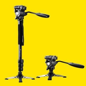 Image 3 - Statief Weifeng WF 3958M Wf 3958M Camera Statieven Monopod Slr Camera Draagbare Reizen Statieven Ondersteuning Voet Statieven
