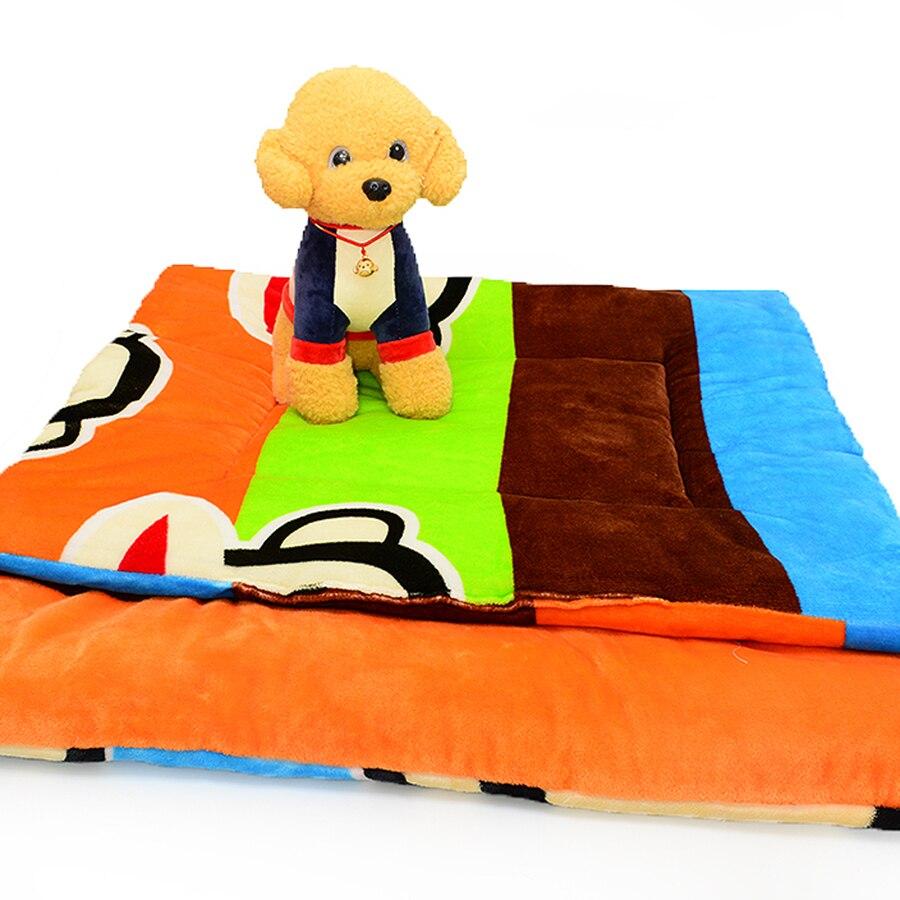 Chaud confortable chiens tapis Cool nid lit Pad maison Pet fournitures chien parc Hondenmand chiot espace Reptil animaux produits 60Z1181