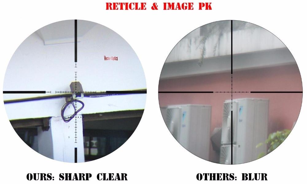 Vector Optics Marksman 45 18x50 Hunting Sniper Riflescope With