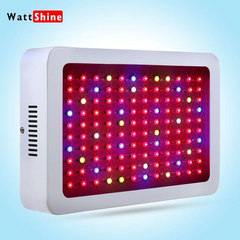 LED à spectre complet élèvent des lumières 360 w LED lampe hydroponique pour les plantes d'intérieur croissance des plantes de serre végétale poussent lumière russe - 4