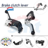 Motorcycle Brake Clutch Levers Aluminum Foldable Extendable Handlebar Lever For YAMAHA FZ6R 2009 2010 2011 2012