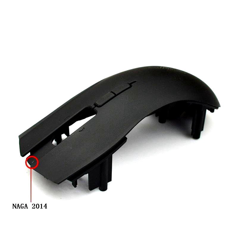 все цены на Original new mouse top shell mouse case for Razer Naga 2014