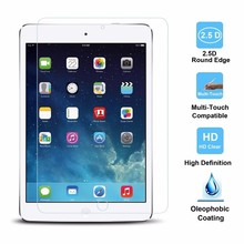 Extremely Clear Tempered Glass Display Protector for iPad 9.7 2017 Display Protector For iPad air 1 2 Pill Protecting Movie Cowl
