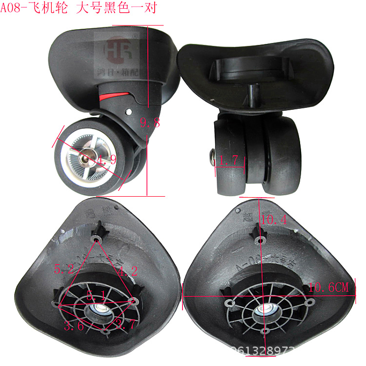 Online Get Cheap Replacement Luggage Wheels -Aliexpress.com ...