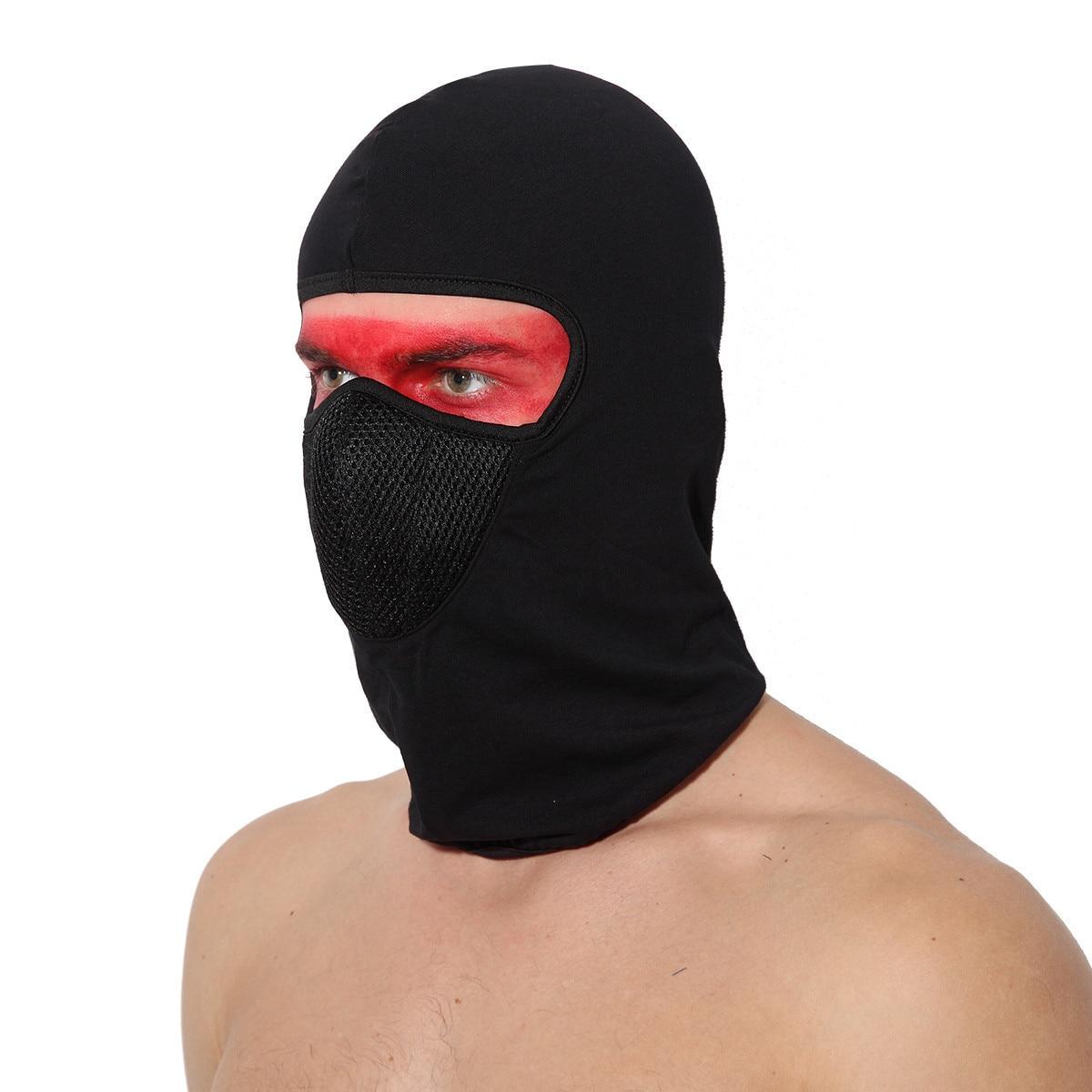 maschera antipolvere in cotone