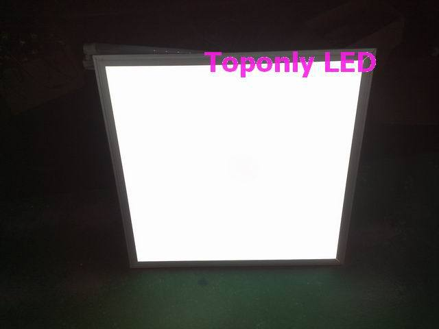 40w square led panel light 600*600mm,ac85-265v,3014 smd white 2500-2700lm CRI>75 PF>0.9,ceiling embeded,15pcs free shipping