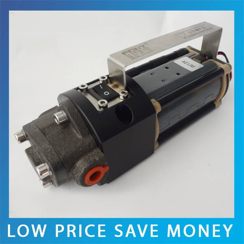 85W Self-priming Oil Transfer Pump Fuel Pump 12V Fuel Transfer Pump 24v fuel oil diesel transfer pump high pressure oil pump self priming vane pump page 2