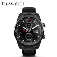100% Original Global Ticwatch PRO Android wear NFC Google Pay GPS Smart Watch IP68 Waterproof AMOLED Display smartwatchs for Men