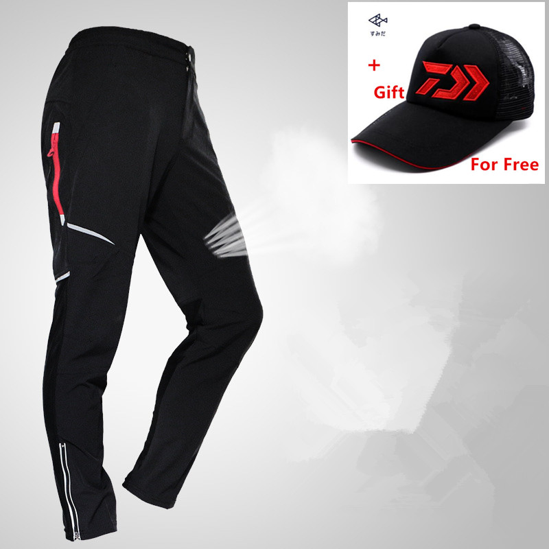 New Summer Daiwa Super Thin Breathable Fishing Pants For Men Women Waterproof Quick Dry Professional Fishing