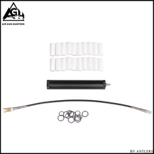 High pressure Pcp air filter Oil-water Separator For High