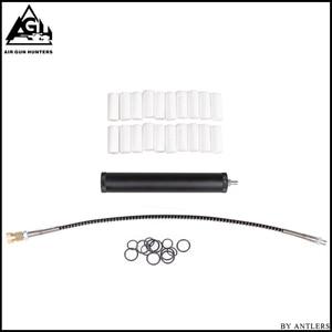 Image 5 - Pcp אוויר מסנן שמן מים מפריד עבור pcp מדחס 4500psi 30Mpa 300bar אוויר אלקטרוני Pcp משאבת