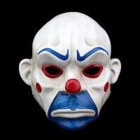 Hot Batman Joker Masks Jack Napier Resin Anime Mascaras Halloween Terror Party Home Decor Collections Cosplay Scary Clown Mask