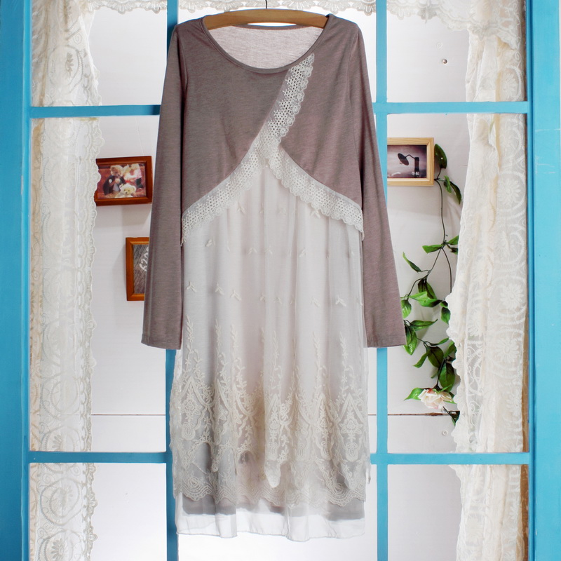 31492892fc Laço do vintage de veludo jurken roupa feminina vestido de renda peplum  rendas mori menina mulheres roupas de crochê boho summer spring dress