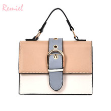 Women High quality PU Leather Handbag (3 colors)