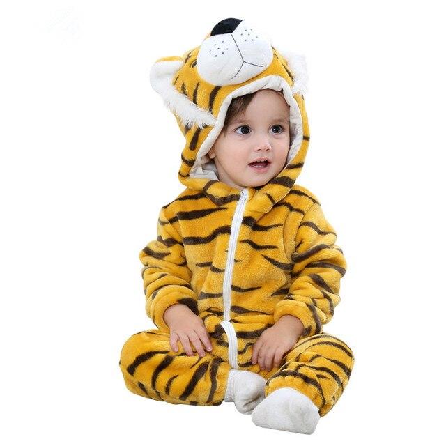 5ea9c2045 Aliexpress.com   Buy 2017 Baby Clothes Newborn Rompers Coral Fleece ...