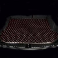 Special car Trunk mats made for Honda HRV HR V CRV CR V Vezel Accord Crosstour City case all weather carpet liners