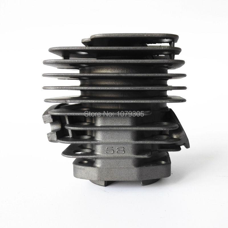 5800 58cc Kit de cylindre de tronçonneuse essence dia - Outils de jardinage - Photo 3