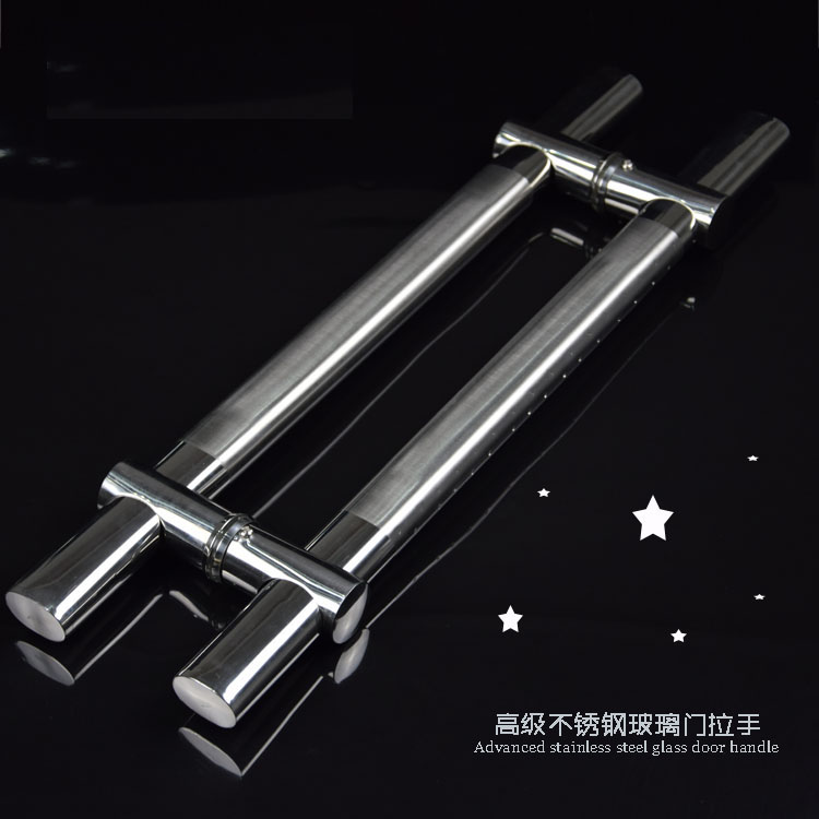 UNILOCKS 600mm/23 3/5 Inches Modern Entrance Door Handle 304 Stainless Steel Pull Handle for Entrance/Entry/Glass/Store Big Door modern entrance door handle 304 stainless steel pull handles pa 104 32 1000mm 1200mm for entry glass shop store big doors