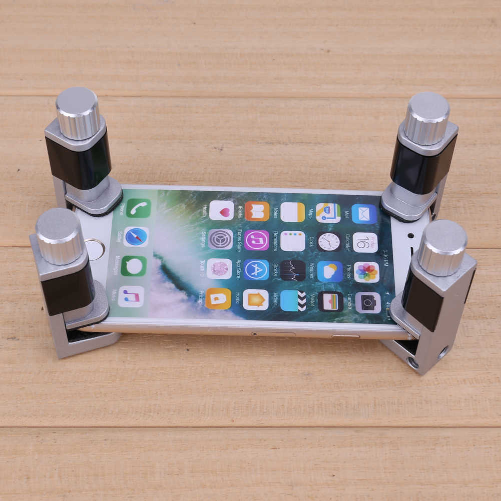 4pcs Adjustable Phone Repair Plastic Clip Rubber LCD Screen Fastening Clamp  for iphone Samsung Tablet Mobile Phone Repair Tools