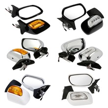 Rearview Mirrors W/ LED Turn Signals For Honda Goldwing 1800 F6B 2013 2017 14 15