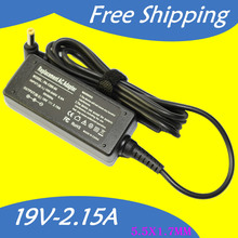 19V 2.15A 40W 5.5 *1.7MM Replacement For Acer Laptop AC Char