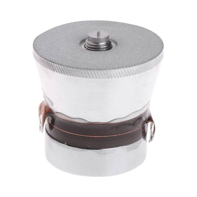 60W 40KHz Ultrasonic Piezoelectric Cleaning Transducer Cleaner High Performance 1pcs 60w 40khz high conversion efficiency ultrasonic piezoelectric transducer cleaner 38x45x48mm