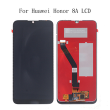 6.01 inch LCD For Huawei Honor 8A JAT L29 LCD Display Touch Screen Digitizer Assembly For Honor 8A Touch Panel Phone Repair kit