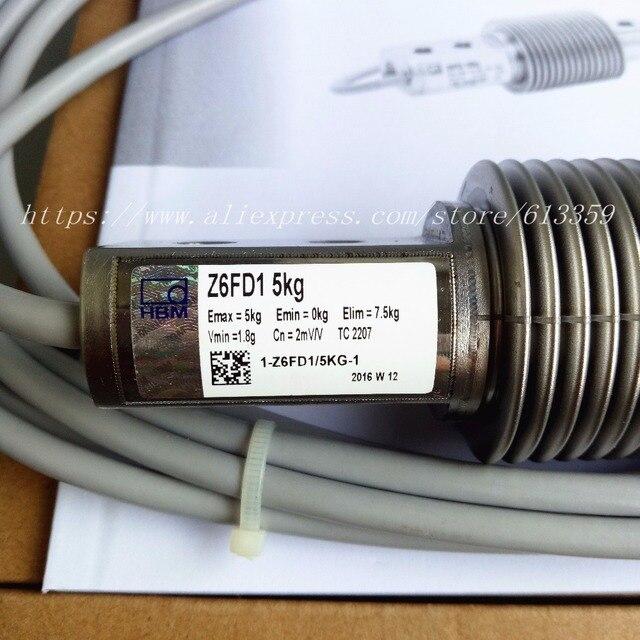 HBM Z6FD1/5 KG Yeni ve Orijinal Yük Hücresi tartı Sensörleri